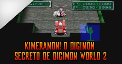 [PSX] Improvement Lançado: Digimon World 2